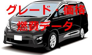 ヴォクシー・グレード・価格・燃費一覧